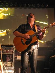 Normand a la guitare