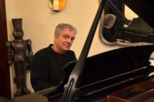 Normand au piano